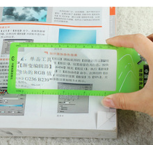 Hot Selling Bookmark Magnifier Cheap Small Magnifying Glass