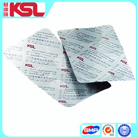blister packaging for tablet, pill, capsule, suppository