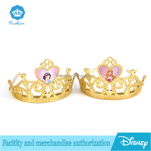 Hot Sale Disny Snow White Tiara Crown Pageant Crowns for Kids Party Cosplay