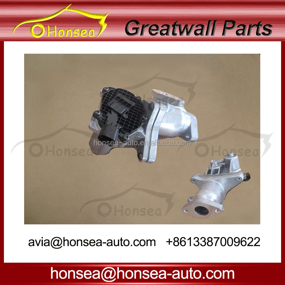 Original Great wall auto spare car parts Great wall EGR Valve assembly 1207100-ED01A