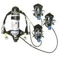 SCBA Compressed Positive Pressure Air Breathing Apparatus