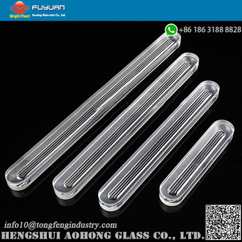 Break-resistant High Borosilicate Gage Glass for Steam Boiler
