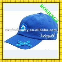 2012 fashion promotional navy blue cap