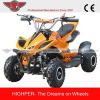 2014 New Model 2-Stroke 49cc Mini ATV Quad For Kids