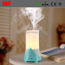 Color LED Light Aromatheraphy Humidifier Smoke Humidifier With Aroma Function