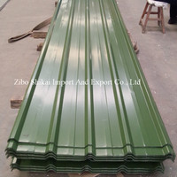 color prepainted corrugated metal roof tile