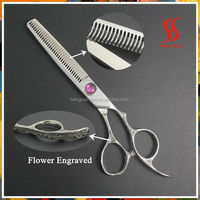 35 Teeth Hot scissors for hair