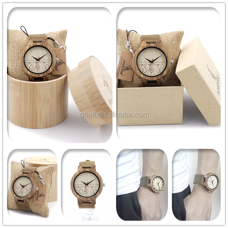 Hot sell attractive men wrist wooden watches manufacturer alibaba watch