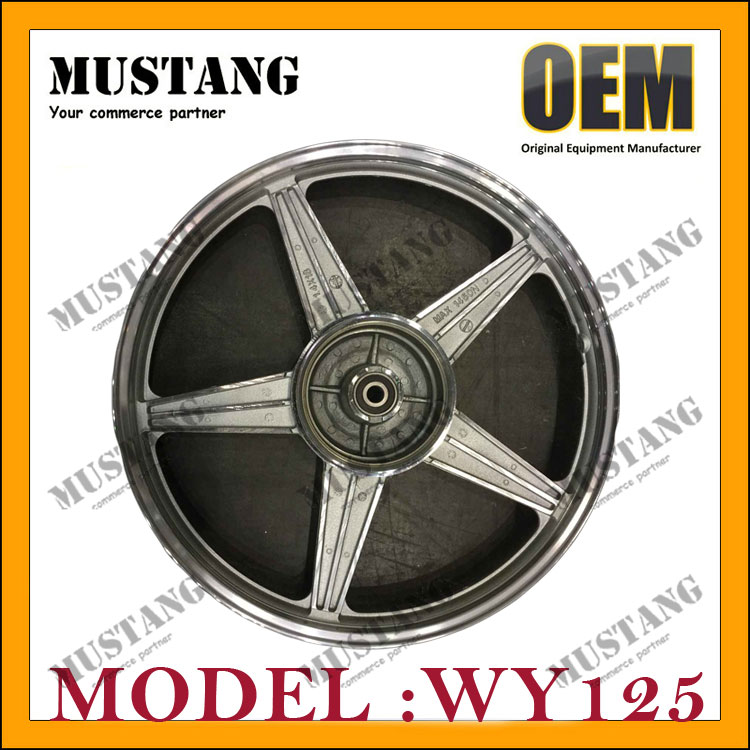 Fashional Design Wheel for 125cc Three Wheel Passengers Motorcycle