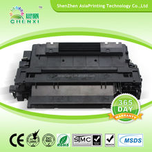 55A toner for HP Laser printer P3015 toner cartridge china wholesale price