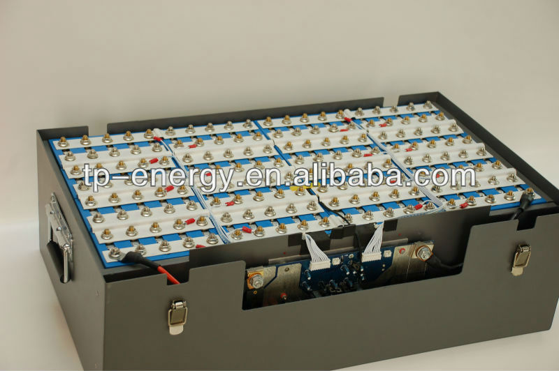 Latest design lifepo4 48v battery pack for electric golf cart
