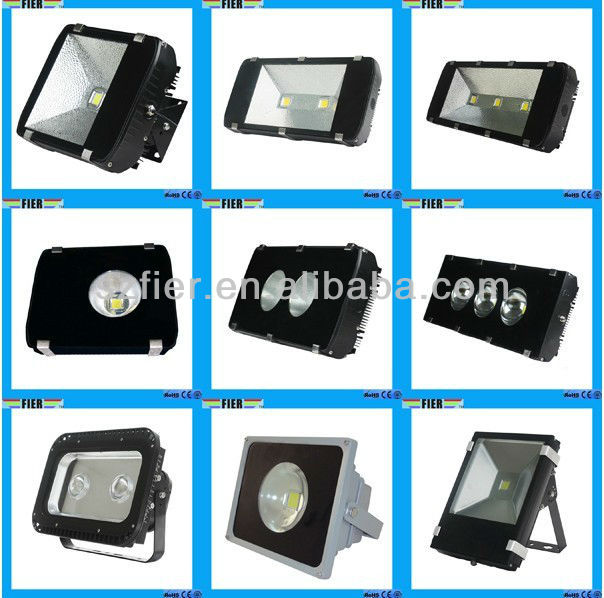 IP65 200W Led Flood Light Outdoor MW Driver
