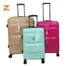 Personalized Colors ABS PC Laggage Bag Travel Luggage Case