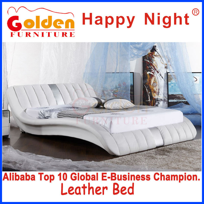 HG926# alibaba Modern bed designs 2015 latest model
