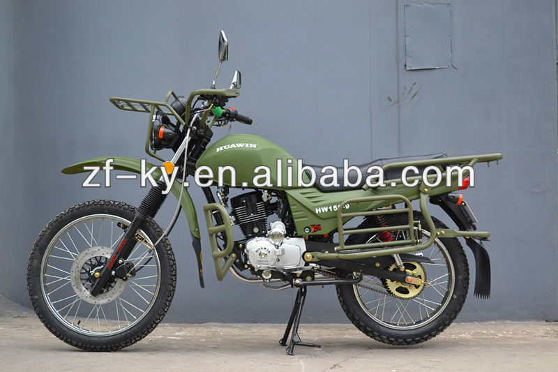 HW150-9 150CC KENYA MODEL DIRT BIKE