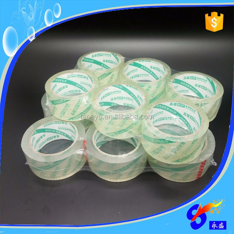 "china suppliers Crystal Clear Mailing & Storage Tape, 1.89"" X 55 Yards, 2.6 Mil, 3"" Core"