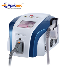 Professional 808 diode laser permanently hair removal machine
