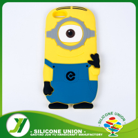 Beautiful cute silicone cell phone case cover