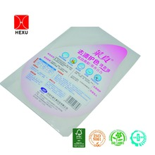High quality cosmetic use easy peel off sticker