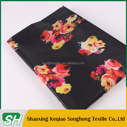 Famous Brand Useful PA coated 210T taffeta print fabric for garment use