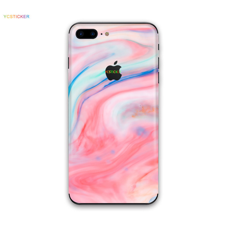 business ideas start custom phone skins protective mobile stickers self adhesive 3M vinyl wraps films for iPhone 7/7 plus back