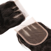 "Grade 8A Brazilian Virgin Hair 360 Lace Frontal Closure 22""*4"" ear t ear Elastic Band Human Hair Frontal Closure Bleached"