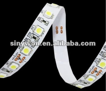 Water-resistant Flexible LED Strip 5050 AC 220V 20M