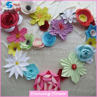 Centerpiece DIY craft artificial flowers for wedding (TFAG-13)