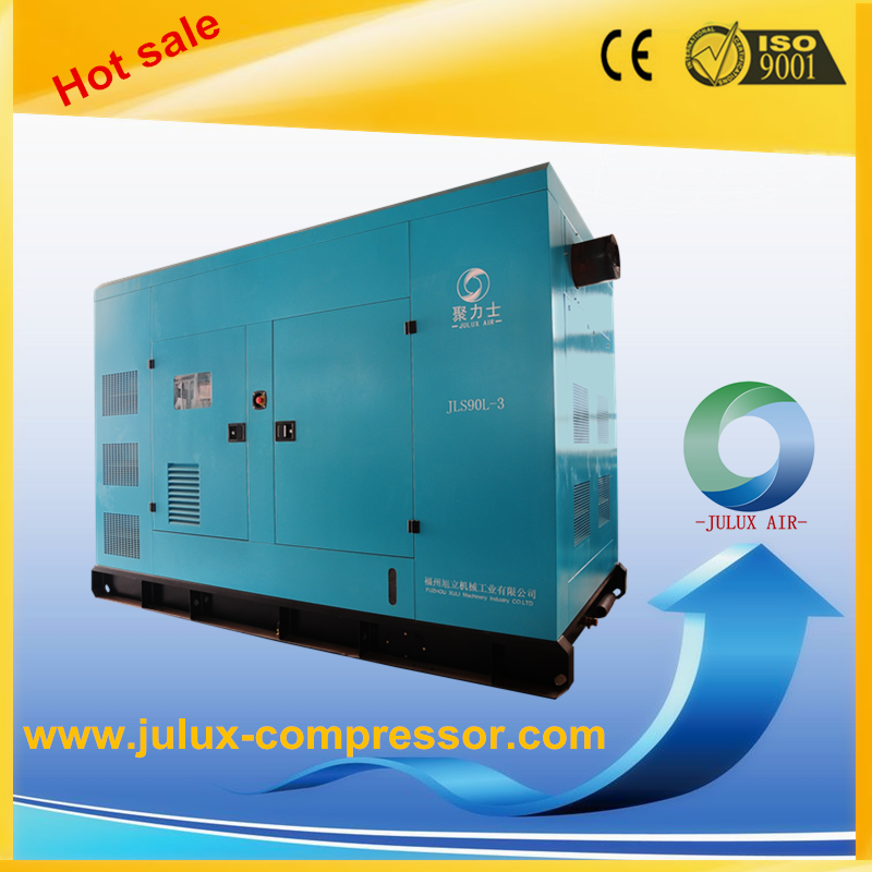 Hot Selling China Supplier 110kw 182 PSI High Pressure Electric Air Compressor