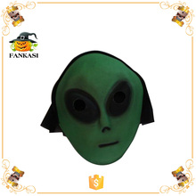 Cheap Green Alien Halloween Mask for Sale