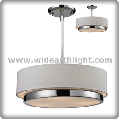 UL&CUL Approved Modern Adjustable Hotel Pendant Lamp With Bottom Acrylic Diffuser C50253