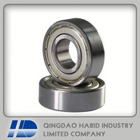 Alibaba China Snowmobile Pulley Deep Groove Ball Bearings
