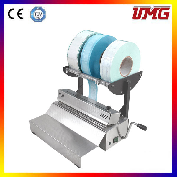 Stainless Steel Dental Sealing Machine Sealer for Cover Autoclave Sterilization