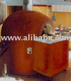 CONVEYOR WOOD FIRED PIZZA OVENS