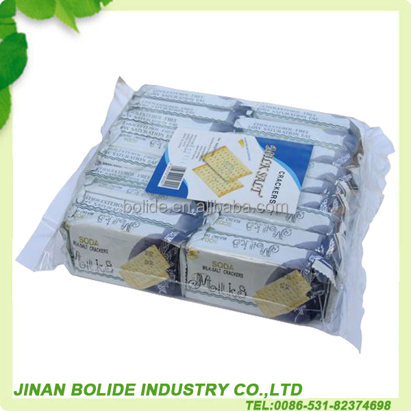 high quality but reasonable price soda cracker biscuits