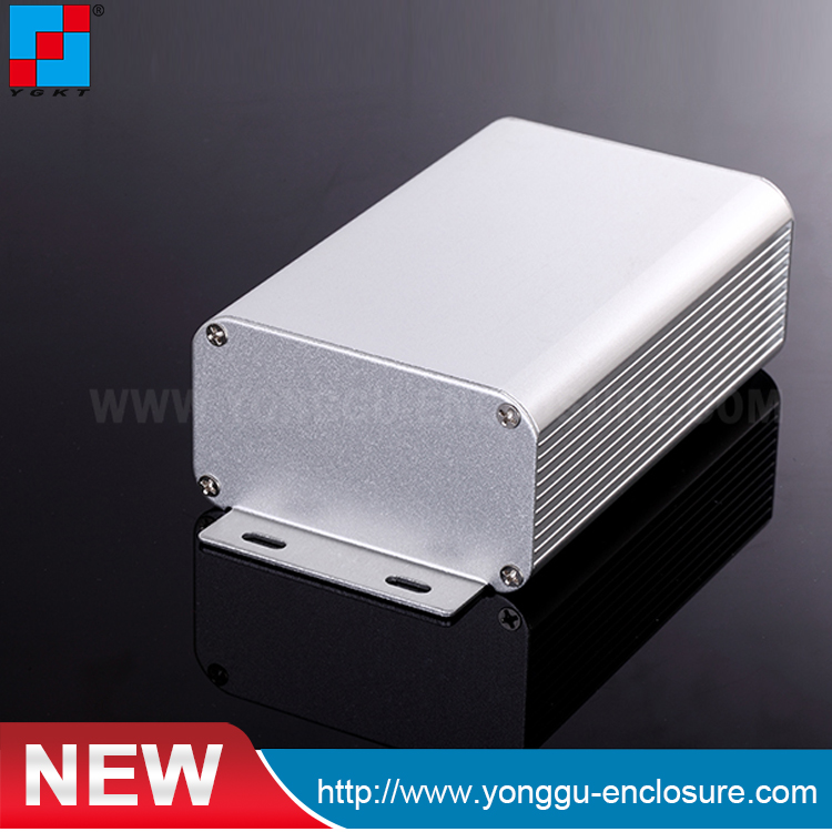 YGK-<strong>017</strong> 80*45*115 mm (wxhxd ) Aluminium Enclosures <strong>Manufacturers</strong> Waterproof Case Aluminum Electronic Enclosure
