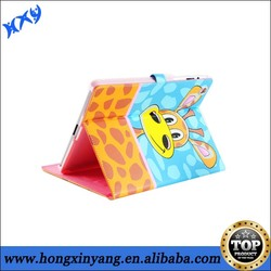 Cartoon Case For iPad 2 3 4 Kids Case With Various Design.