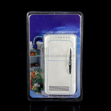 Electronic products transparent plastic waterproof blister packaging custom
