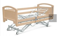 Extra low 5 - function electric Home nursing bed
