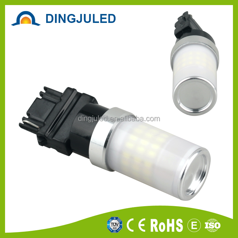 car led 3156 Flashlight, High Power ba15s led light 3156 66SMD car led turn lamp