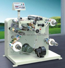 Label Slitting and rewinding machine