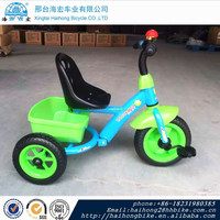 simple design baby tricycle,kids trike,kids bicycle for twins baby/lovely baby tricycle
