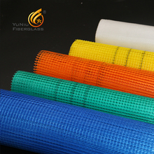 Manufacturer Low price China fibre glass mesh for cements reinforcement