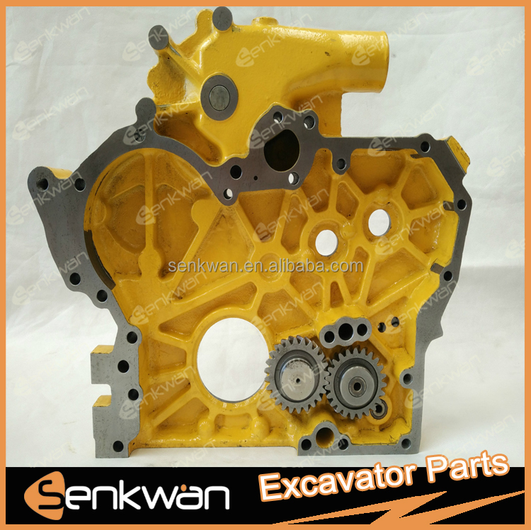 320C E320C oil Pump without inner cooler for S6K engine