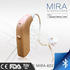 Small tube rechargeable hearing aids with bluetooth,&personal sound amplifiers