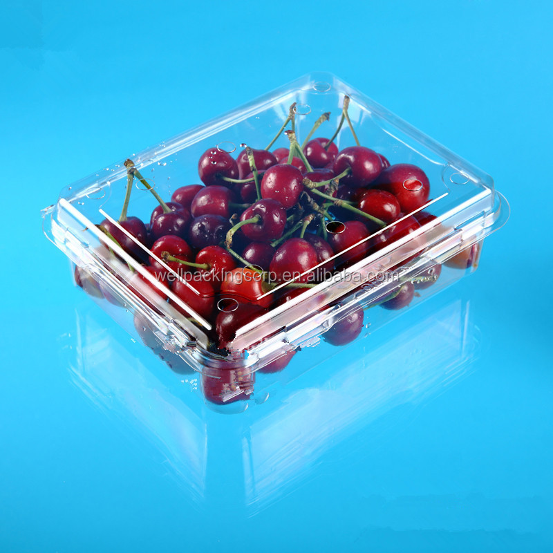 blister clamshell plastic packaging with food grade