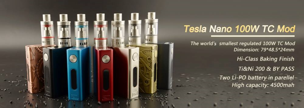Newest coming 2016 carrate 22 RTA atomizer from Teslacigs