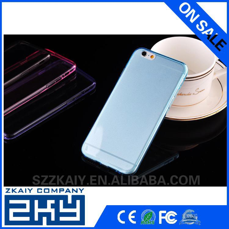 Multifunctional mobile phone TPU case for iphone6 tpu case made in China