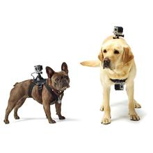 PULUZ Hound Dog Fetch Harness Adjustable Chest Strap Mount for <strong>GoPro</strong>