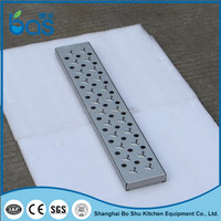 T100 super quality easy cleaner surface water drain grate cover
